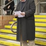 Judge Jim Ward's Speech
