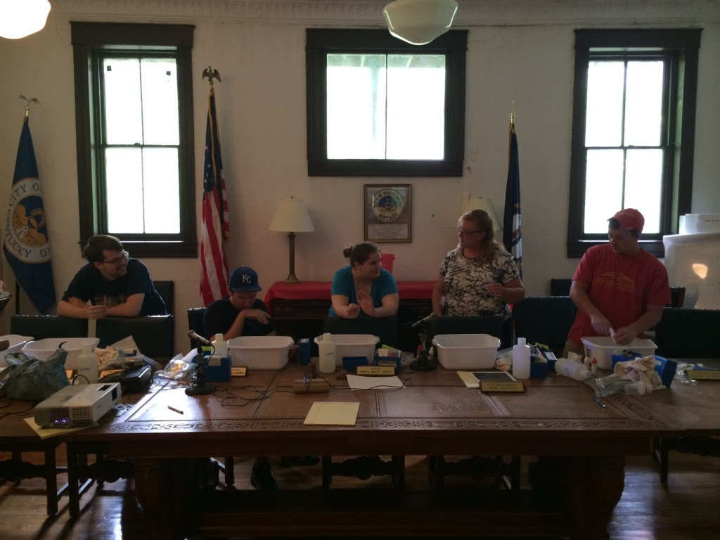 Headwaters Hosts Phase I Water Testing Workshop in Whitesburg